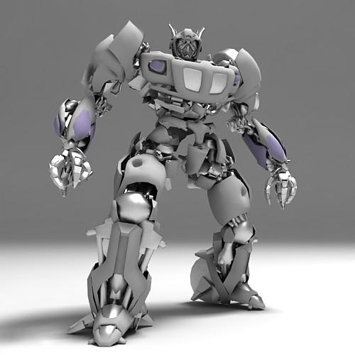Jazz transformer