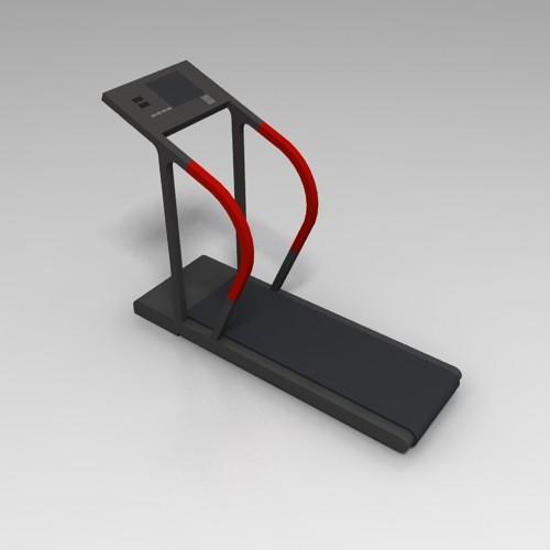 Treadmill gym