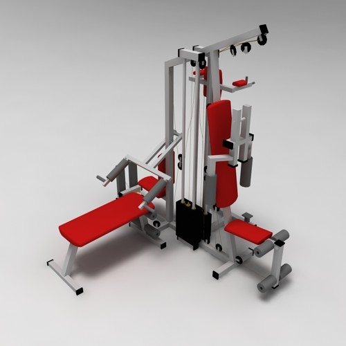 Multigym equipment
