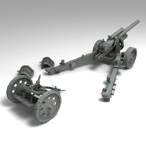 sFH 18 howitzer