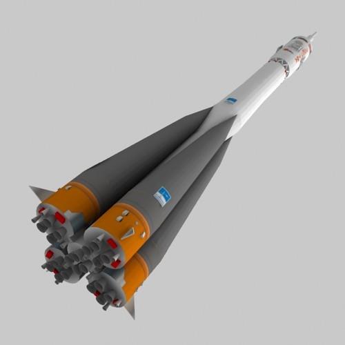 С Байконура стартовала ракета «Союз» с грузом для МКС ...
