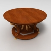 Classical wooden table