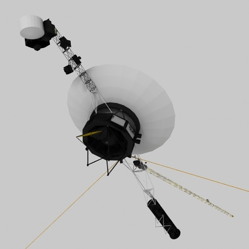 voyager 1 model - photo #24