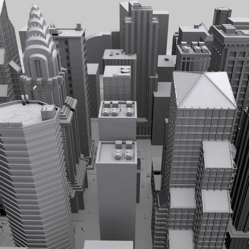 New-York streets