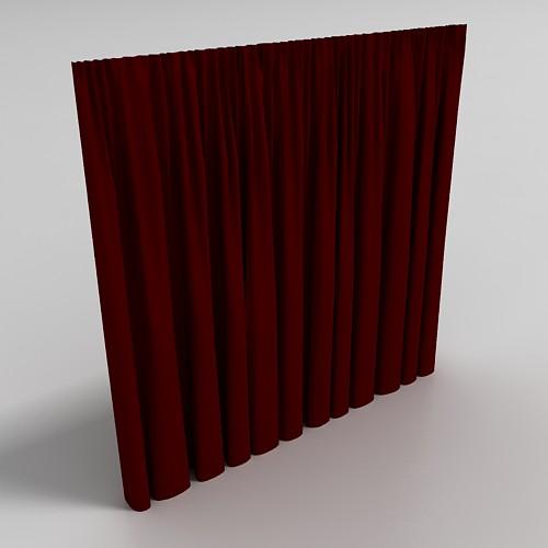 Curtain 001
