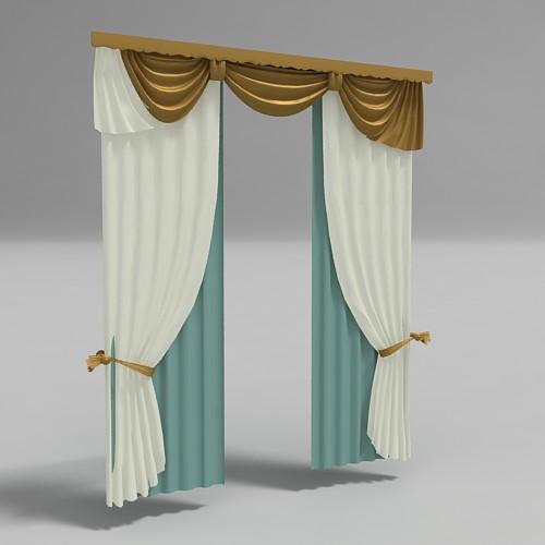 Curtain 002