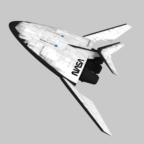 Future Space Shuttle