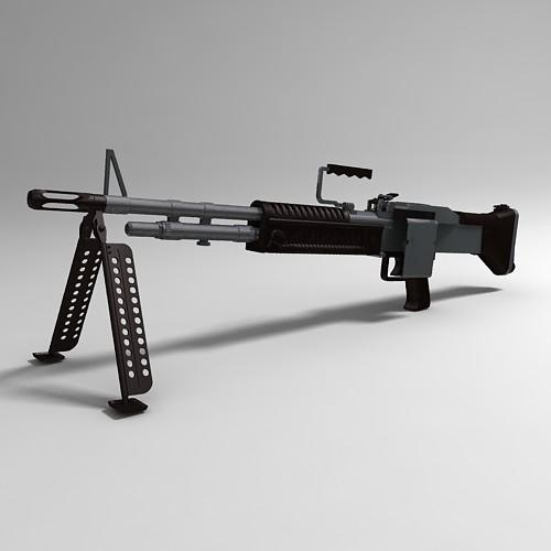 m60 machine gun - photo #35