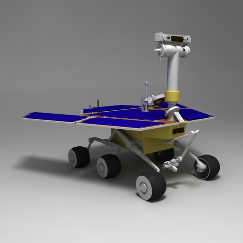 Amazoncom 118 Scale Mars Exploration Rover Replica