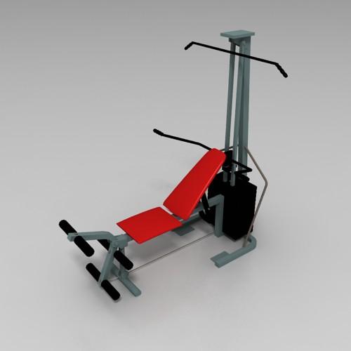 Multibench gym