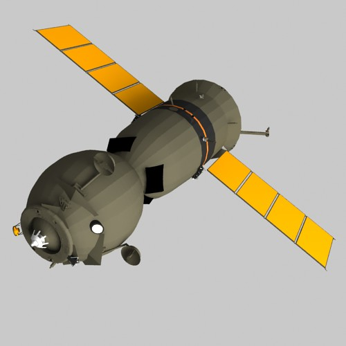 Progress spacecraft