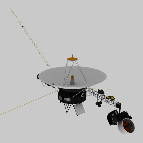 voyager 1 model - photo #5